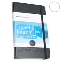 Фото Блокнот Moleskine Passion Travel Journal средний черный PHTR3A
