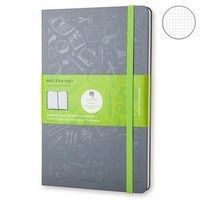 Фото Блокнот Moleskine Evernote Smart средний серый QP061A1EVER